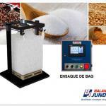 Balança ensacadeira para grãos