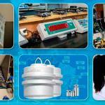 Manutenção de balanças industriais
