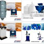 Sistema de pesagem industrial