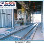 Balança ferroviária e rodoferroviária